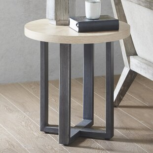 Union Rustic Neal End Table