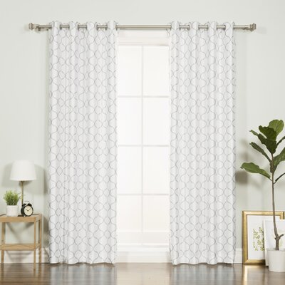 Georgetown Blackout Curtain Panel