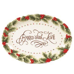 Baked With Love Platter