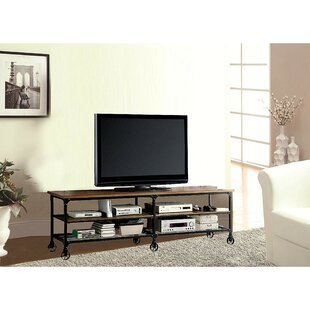 Find Laurel Industrial TV Stand for TVs up to 70 by 17 Stories Reviews (2019) & Buyer's Guide