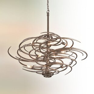 17 Stories Cian 10-Light Novelty Pendant