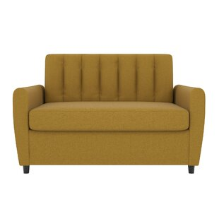 mustard yellow sleeper sofa wayfair rh wayfair com bright yellow sleeper sofa yellow twin sleeper sofa