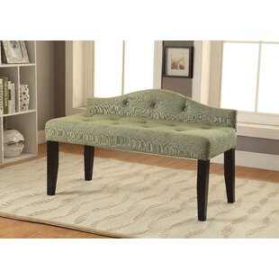Three Posts Corydon Upholstered Bench