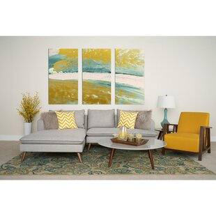 Oxnard 6 Piece Living Room Set by Corrigan Studio