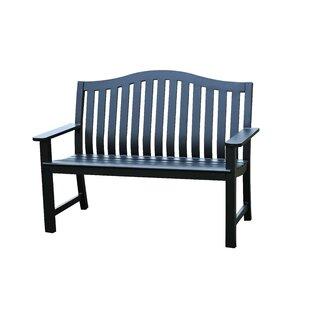 Sunjoy Aluminum Garden Bench