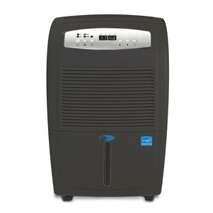 50 Pint Portable Dehumidifier with Casters