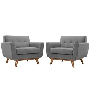 Saginaw Chair and a Half (Set of 2)