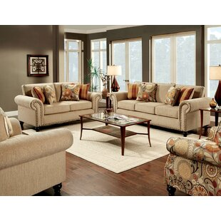 Bargain Mckee Configurable Living Room Set by Canora Grey Reviews (2019) & Buyer's Guide