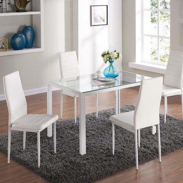 prestington essgruppe berlin mit 4 st hlen bewertungen. Black Bedroom Furniture Sets. Home Design Ideas