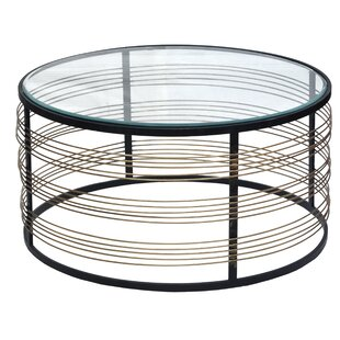 Melina Coffee Table by Wrought Studio