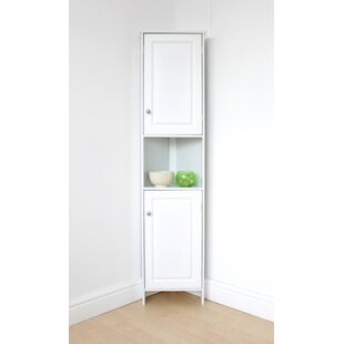 Corner Bathroom Cabinet Wayfair Co Uk