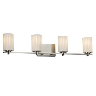 Brayden Studio Darrien 4-Light LED Vanity..