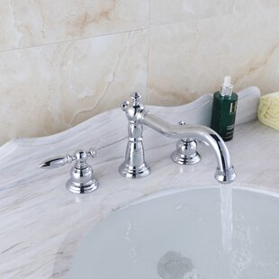 Review Off Center Brass Faucet by American Imaginations