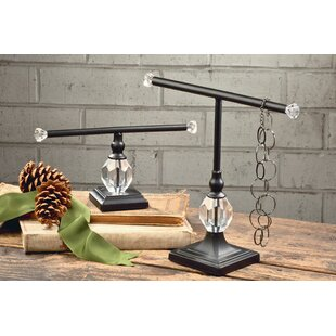 Price Check 2 Piece Jewelry Stand Set By Tripar