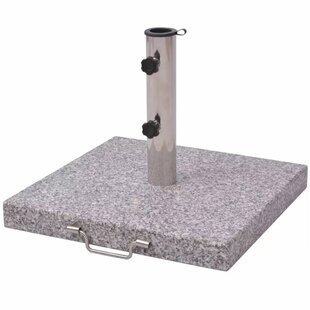 Stone And Steel Free Standing Umbrella Base Image