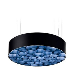 LZF Spiro 10-Light LED Pendant