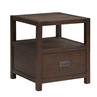 Hammond Bedside 1 Drawer Nightstand by Harbor House