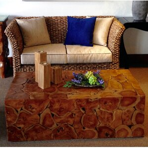 Teak Akar Coffee Table by Chic Teak