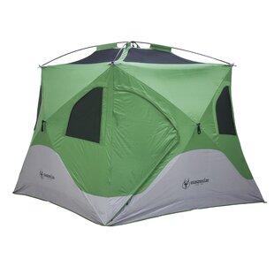 Gazelle Pop Up Portable Camping Hub 3 Person Tent