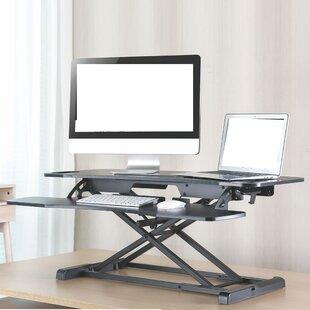 Symple Stuff Kamm Standing Desk Converter