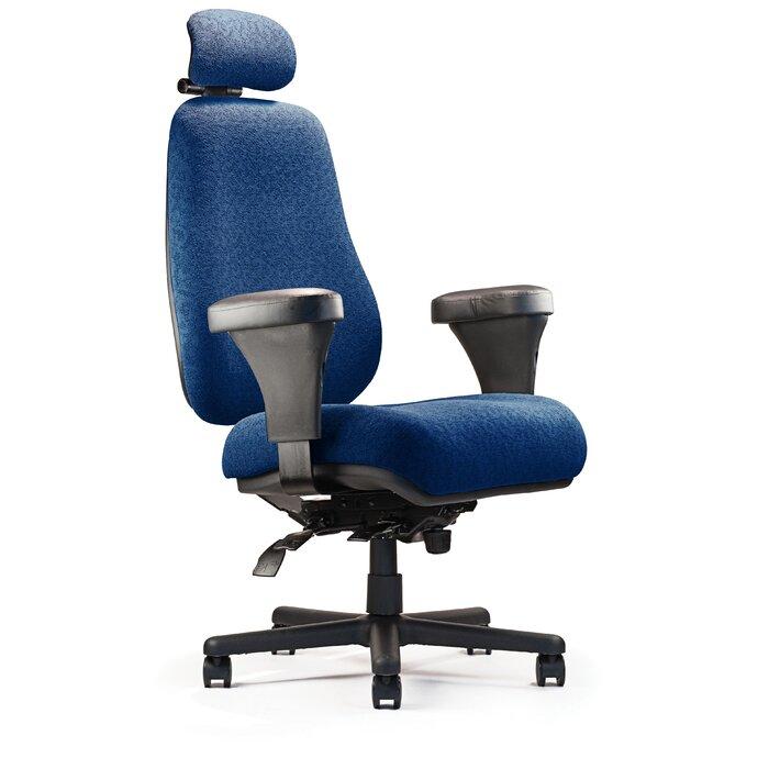 Magnificent Penton Big Tall High Performance Ergonomic Task Chair Inzonedesignstudio Interior Chair Design Inzonedesignstudiocom