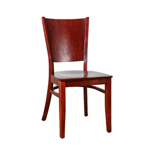 Winston Solid Wood Dining Chair (Set of 2) by Benkel Seating