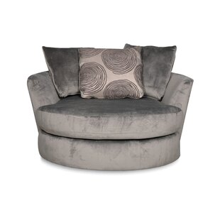 Oversized Round Cuddle Chair Wayfair