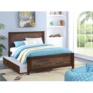 Featherston Platform Bed with Trundle