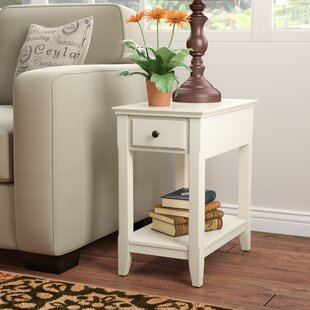 Hillyard End Table With St..