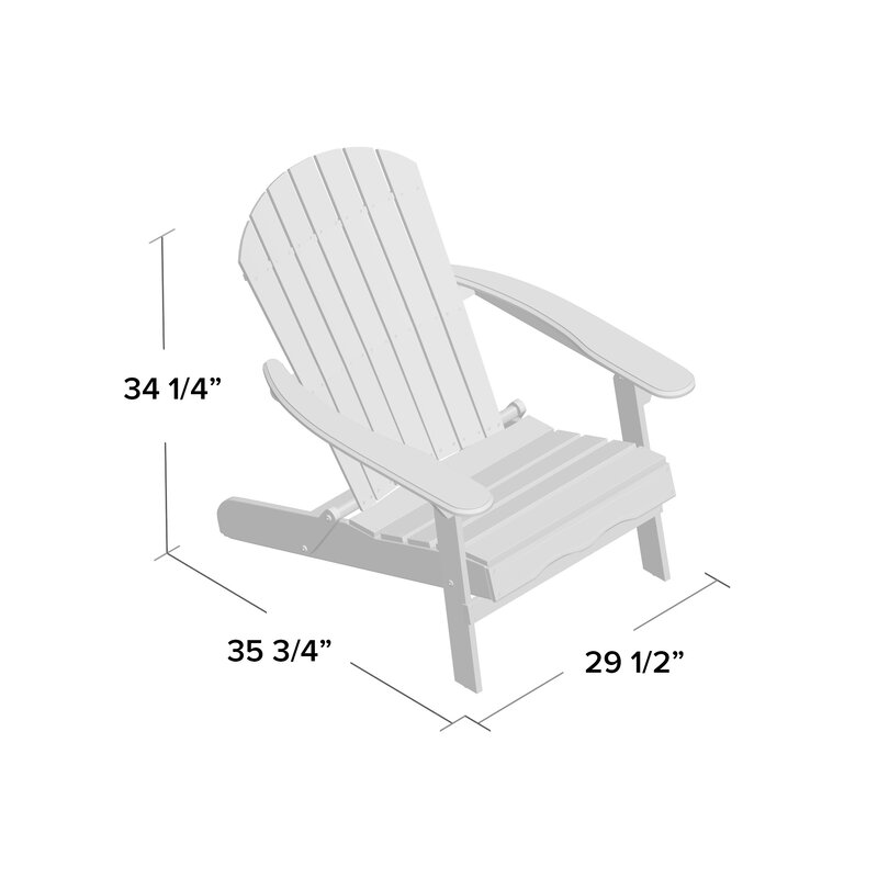 Fabulous Ridgeline Solid Wood Folding Adirondack Chair Caraccident5 Cool Chair Designs And Ideas Caraccident5Info