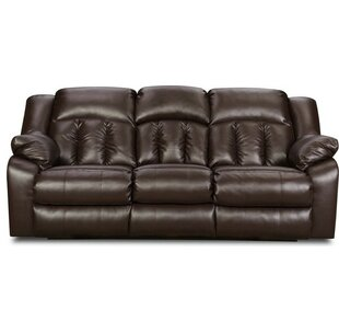 Houle Reclining Sofa by Simmons Upholstery
