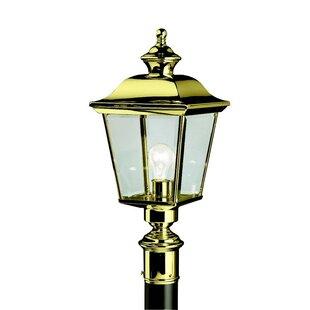 Bellana Outdoor 1-Light Lantern Head by Astoria Grand