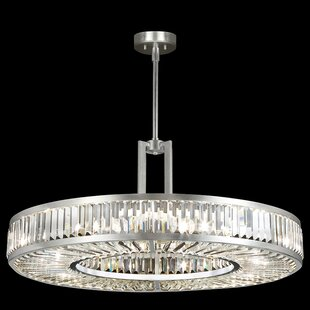 Crystal Enchantment 8-Light Crystal Chandelier by Fine Art Lamps