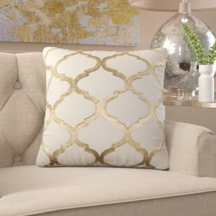 Absher Modern Pillow Cover