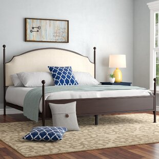 Rockledge Upholstered Panel Bed