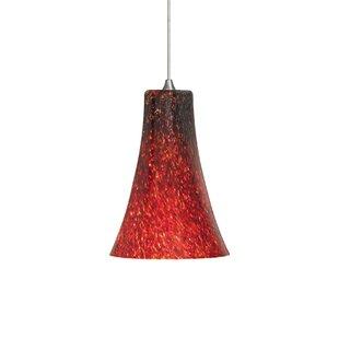 Chambers 1-Light Cone Pendant by Fleur De Lis Living