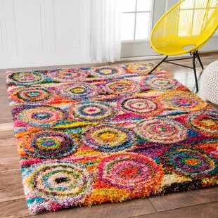Multi Color Rag Rug Wayfair