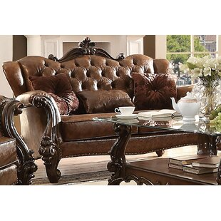 Astoria Grand Medley Loveseat with 3 Pillows