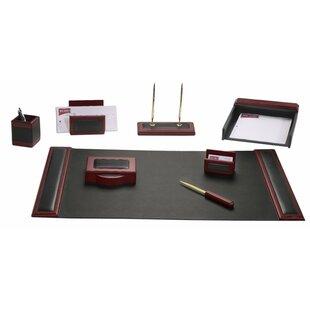 Dacasso 8 Piece Desk Set