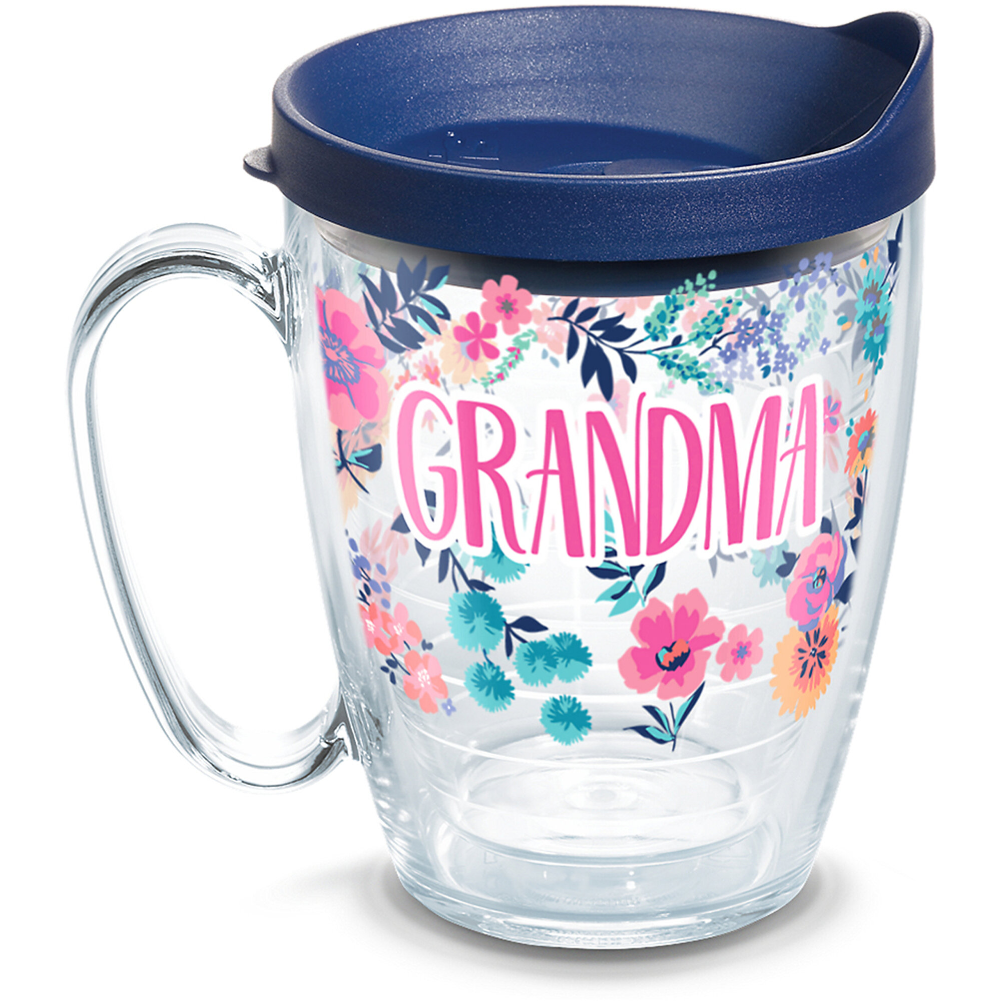 Tervis Tumbler Grandma Dainty Floral 16 Oz Travel Mug Wayfair