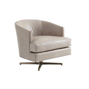 Zavala Swivel Barrel Chair