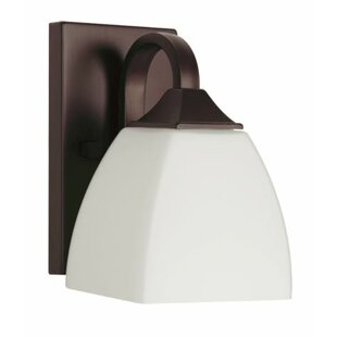 Wooten Vanity Armed Sconce by ..