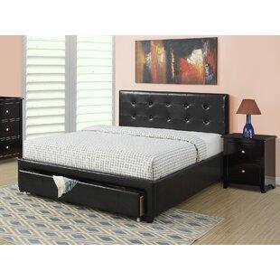 Laidley Upholstered Storage Platform Bed