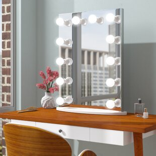Look for Laleia Makeup/Shaving Mirror By Symple Stuff