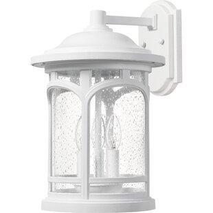 Sheppard 3-Light Outdoor Wall Lantern by Longshore Tides