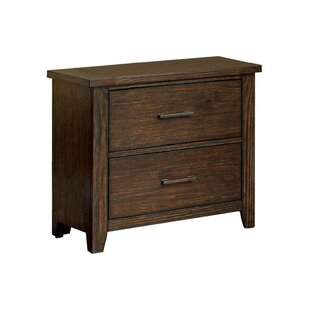 Westerlund 2 Drawer Nightstand