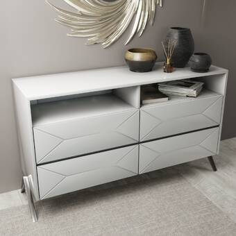 Bernhardt Blanca 4 Drawer Dresser Wayfair