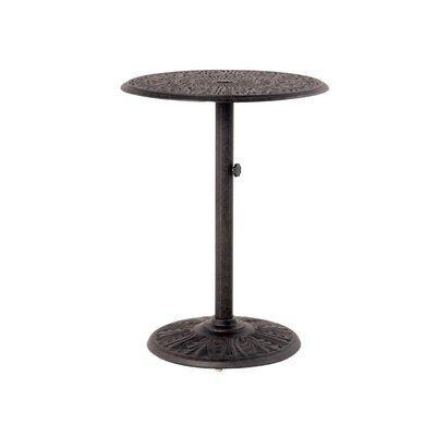 Merlyn Metal Bar Table by Fleur De Lis Living Cool