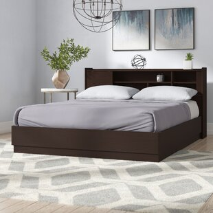 Reviews Maximillian Queen Platform Bed by Ebern Designs Reviews (2019) & Buyer's Guide