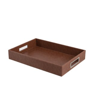 Rigdon Accent Tray By Bay Isle Home